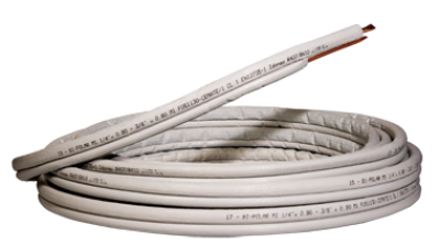 OSILY Liaison mono tube cuivre  M1 3/8 25 m